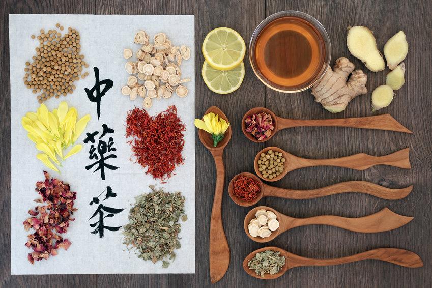 chinesische Phytotherapie